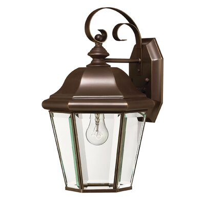 Clifton Park 1-Light Outdoor Wall Lantern