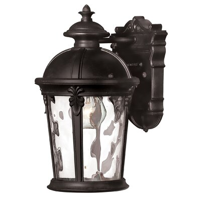 Windsor 1-Light Outdoor Wall Lantern