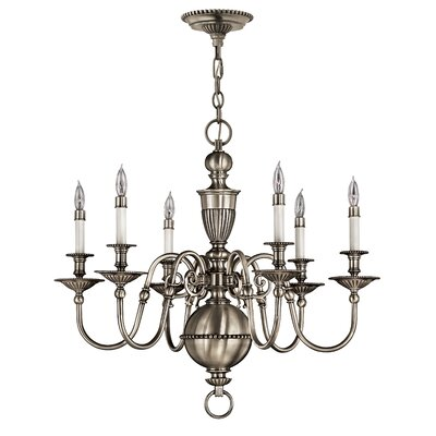 Cambridge 6-Light Candle-Style Chandelier