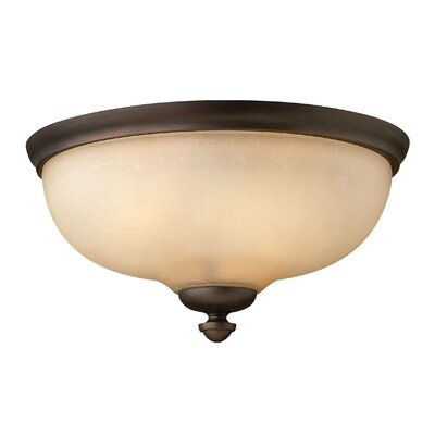 Thistledown 3-Light Flush Mount