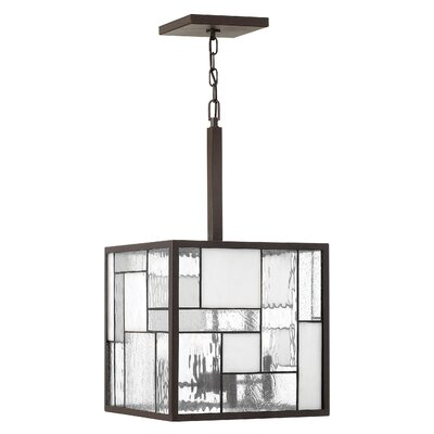 Mondrian 4-Light Foyer Pendant