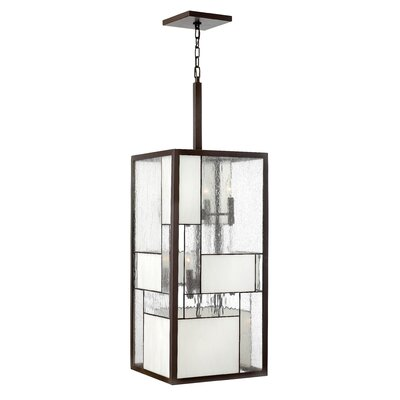 Mondrian 12-Light Foyer Pendant