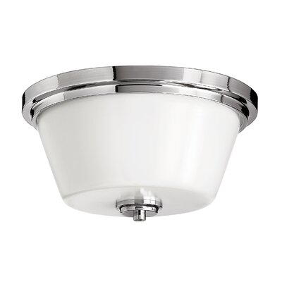 Avon 2-Light Flush Mount