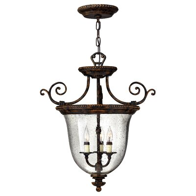 Rockford 3-Light Mini Chandelier