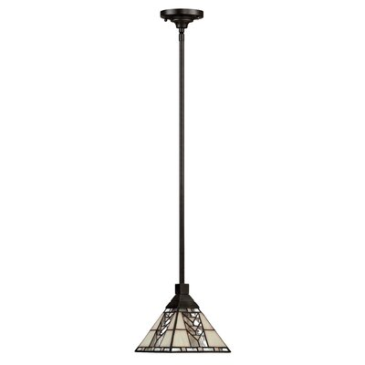 Tahoe 1-Light Pendant Finish: Regency Bronze