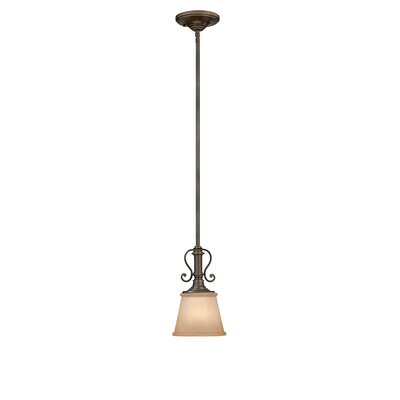 Kenny 1-Light Mini Pendant