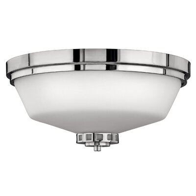 Ashley 3-Light Flush Mount