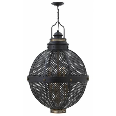 Miramar 6-Light Globe Pendant