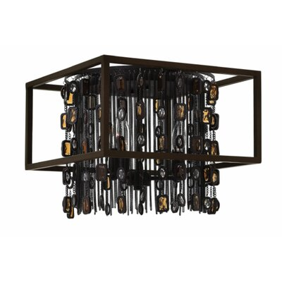 Mercato 3-Light Flush Mount