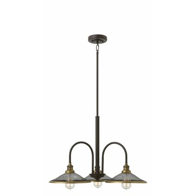 Rigby 3-Light Pendant