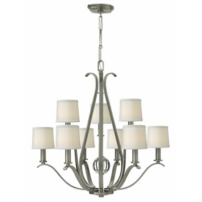 Clara 9-Light Candle-Style Chandelier