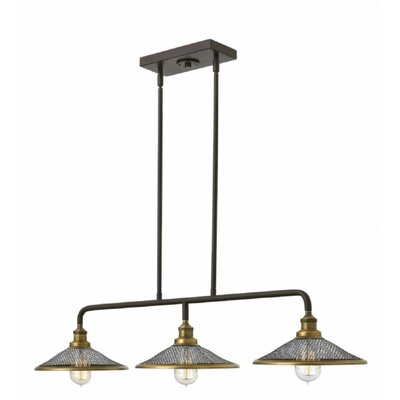 Rigby 3-Light Kitchen Island Pendant