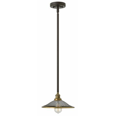 Cavett 1-Light Mini Pendant