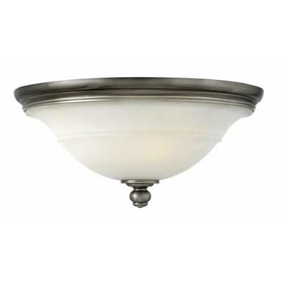 Plymouth 3-Light Flush Mount