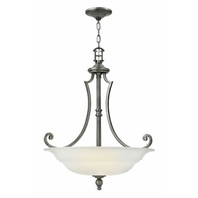 Plymouth 3-Light Foyer Pendant