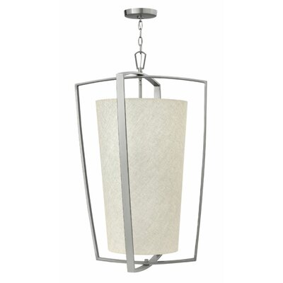 Blakely 4-Light Pendant Finish: Buckeye Bronze