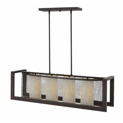 Renzo 4-Light Kitchen Island Pendant