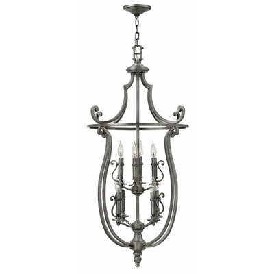 Plymouth 8-Light Foyer Pendant