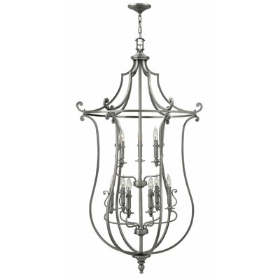 Plymouth 9-Light Foyer Pendant