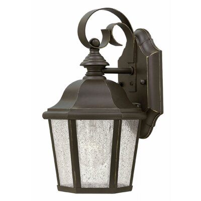 Edgewater 1-Light Outdoor Wall Lantern