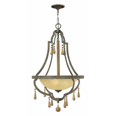 Cordoba 3-Light Bowl Pendant