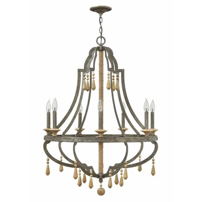Cordoba 7-Light Candle-Style Chandelier