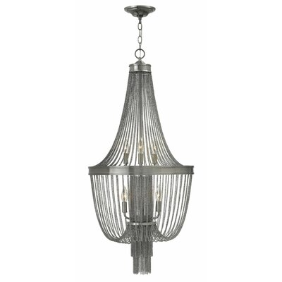 Regis 6-Light Foyer Pendant