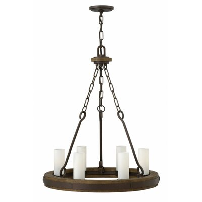 Cabot 6-Light Candle-Style Chandelier