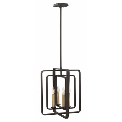 Fernand 4-Light Foyer Pendant