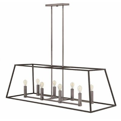 Fulton 8-Light Foyer Pendant
