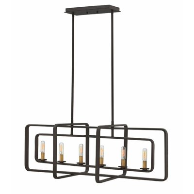 Fernand 6-Light Foyer Pendant