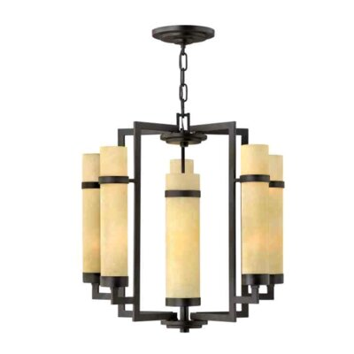 Yosef 10-Light Candle-Style Chandelier