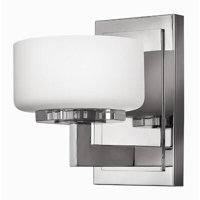Robert Abbey Roderick Bath Wall Sconce in Antique Silver | Wayfair