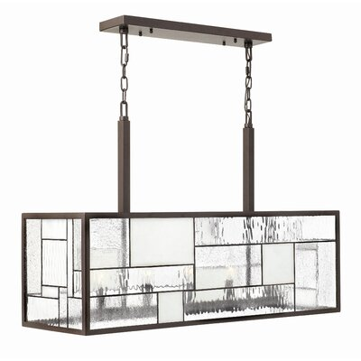 Yoshida 5-Light Kitchen Island Pendant