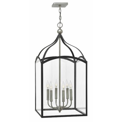 Jeremie 6-Light Foyer Pendant