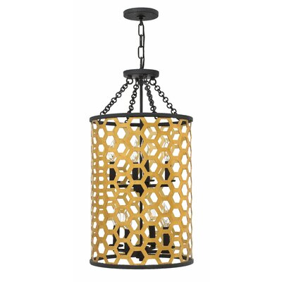 Felix 8-Light Foyer Pendant