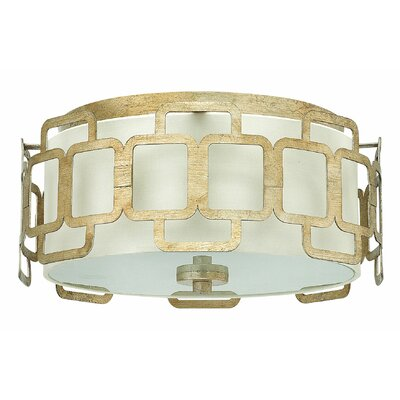Sabina 3-Light Outdoor Flush Mount