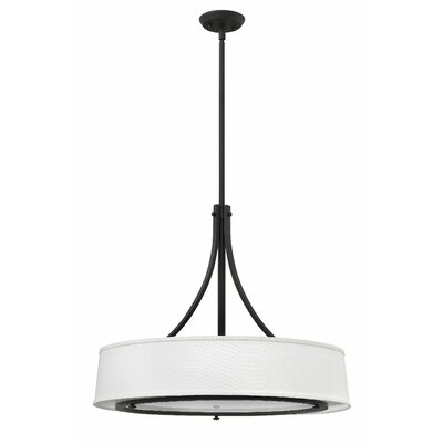 Harrison 3-Light Drum Pendant