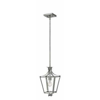 Fleming 1-Light Foyer Pendant