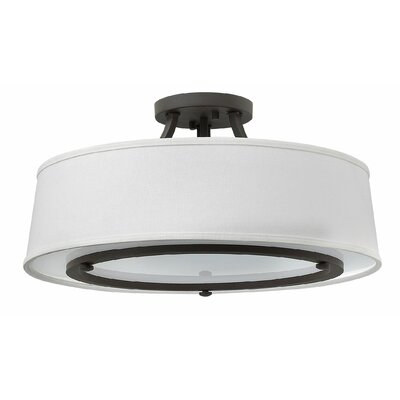 Harrison 3-Light Flush Mount