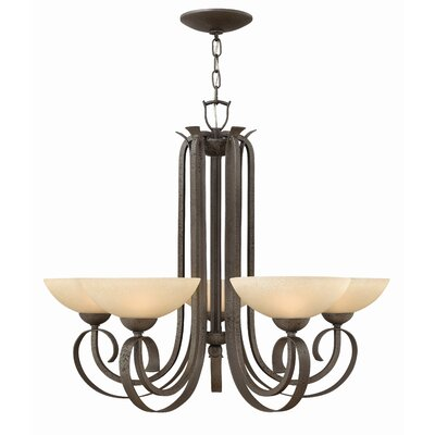 Middlebury 5-Light Candle-Style Chandelier