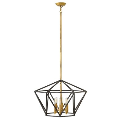 Theory 6-Light Foyer Pendant