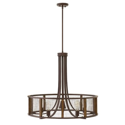 Beckett 5-Light Drum Chandelier