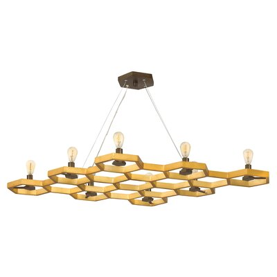 Moxie 8-Light Candle-Style Chandelier