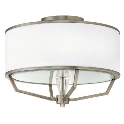 Daye 3-Light Semi-Flush Mount