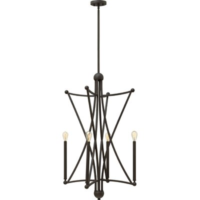 Stella 4-Light Foyer Pendant