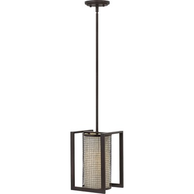 Renzo 1-Light Foyer Pendant