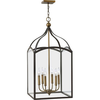 Clarendon 6-Light Foyer Pendant
