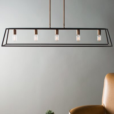 Fulton 5-Light Kitchen Island Pendant