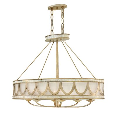 Stoddard 6-Light Drum Chandelier